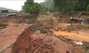 Chuva volta a cair na Zona da Mata Mineira e moradores temem estragos