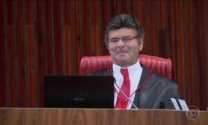 Luiz Fux é eleito para presidir Tribunal Superior Eleitoral