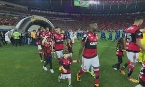 Flamengo e Independiente, da Argentina, vão disputar a finalíssima da Copa Sul-Americana