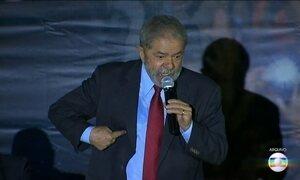 Julgamento de recurso de Lula é marcado para 24 de janeiro