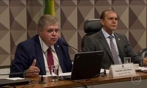 Comissão criada para investigar JBS e J&F aprova relatório do deputado Carlos Marun (PMDB)
