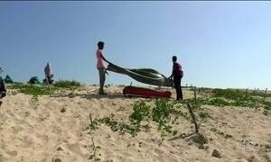 Homem-bomba mata 18 pessoas e fere 20 na Somália