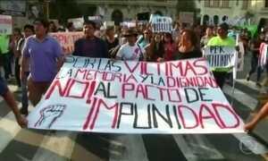 Protestos contra perdão dado a Fujimori seguem pelo segundo dia
