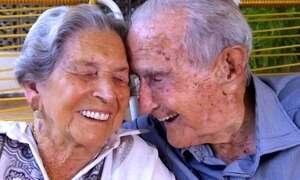 Casal do interior de MG comemora 80 anos de união