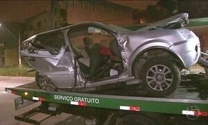 Acidente mata duas pessoas e fere outras seis em rodovia em SP