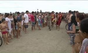 Rapaz morre afogado no litoral de SC