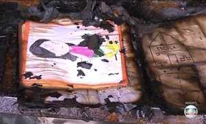Morre a 13ª vítima do incêndio criminoso em creche em MG
