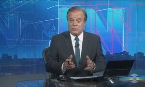 Jornal Nacional - Íntegra 13 Janeiro 2018