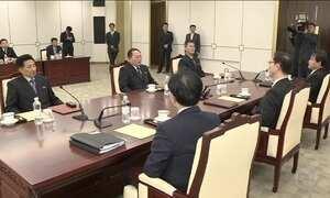 Coreias do Norte e do Sul vão competir juntas nos Jogos Olímpicos de Inverno