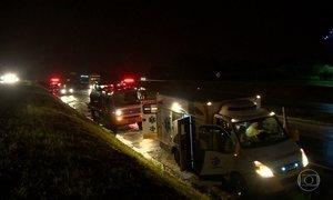Socorristas são atropelados por um carro e uma morto em Indaiatuba (SP)