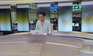 Jornal Hoje, edição de sábado, 27/01/2018