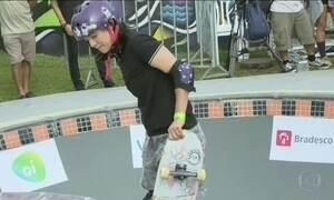 Mulheres conquistam espaço no mundo do skate