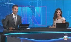 Jornal Nacional - Íntegra 27 Janeiro 2018