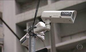 Prefeitura de SP retira câmeras instaladas por empresa que organiza o carnaval