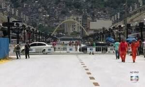 Dezessete mil policiais são escalados para a segurança no carnaval do Rio de Janeiro