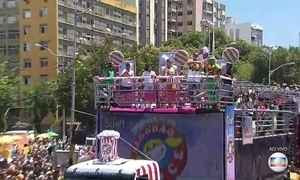 Carnaval de Salvador recebe quase 70 atrações neste sábado (10)