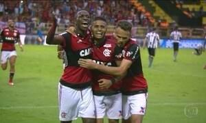 Flamengo vence Botafogo e se classifica para a final da Taça Guanabara
