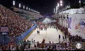 Desfile do Grupo Especial do Rio começa neste domingo (11) com sete escolas