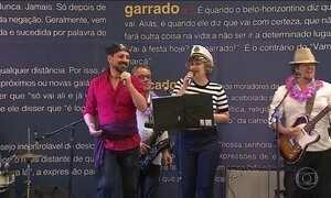 Dicionário 'mineirês' ajuda folião que curte carnaval em Belo Horizonte