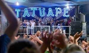 Acadêmicos do Tatuapé é a bicampeã do carnaval em São Paulo