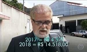 Aumento de impostos municipais assusta moradores