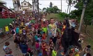 Bacalhau do Batata reúne milhares de pessoas em Olinda, PE
