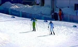 Brasil estreia na Olimpíada de Inverno