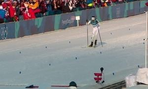 Ex-guardador de carros em São Paulo se torna atleta olímpico e estreia em PyeongChang