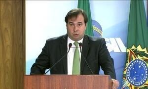 Decreto de intervenção do Rio é enviado ao Congresso Nacional