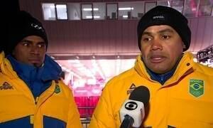 Brasileiros competem na Olimpíada de Inverno neste domingo (18)