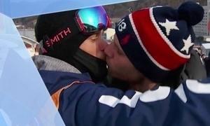 Canadense se torna 1º campeão olímpico dos Jogos de Inverno assumidamente homossexual