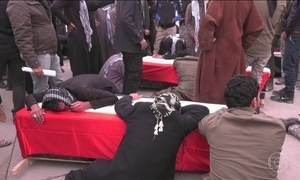 Estado Islâmico mata 27 combatentes xiitas no Iraque