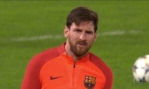 Barcelona e Chelsea se enfrentam pelas oitavas de final da Liga dos Campeões da Europa