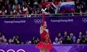 Olimpíada de Inverno da Coreia do Sul chega ao fim após 17 dias de competições