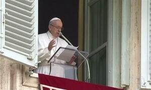 Papa Francisco pede fim imediato dos bombardeios na Síria