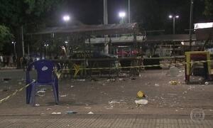 Suspeito de participar de ataques que mataram sete no Ceará é preso