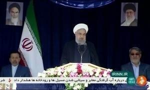 Presidente iraniano diz que EUA vão se arrepender se saírem de acordo nuclear