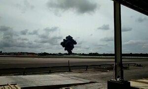 Empresa aérea dona de avião que caiu em Cuba será investigada