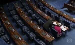 Medidas anunciadas estão no Congresso, mas não teve sessão