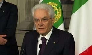 Giuseppe Conte, indicado para ser primeiro-ministro da Itália, desiste de formar governo