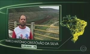 Surubim, Pindorama do TO, Chuvisca , São Domingos do Azeitão, Carlinda, Itaporanga