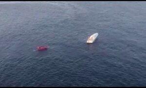 Quarenta e seis imigrantes morrem em naufrágio no Mediterrâneo