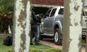 Prefeito de Paranhos (MS) é baleado na frente de casa