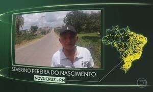 Vídeos de Nova Cruz, São Domingos, Santo Amaro do Amparo, Nova Nazaré, Nova Roma do Sul