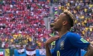 Dois atacantes do PSG estão arrebentando na Copa; mas falta um