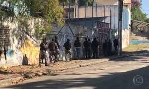 Tiroteio deixa policial militar ferido no Complexo do Alemão, no Rio
