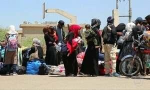 Operação resgata mais de 400 pessoas de área de guerra na Síria