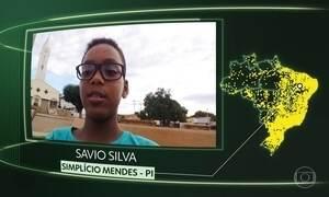 Vídeos de Simplício Mendes, Santos, Aurora do Tocantins, Itajá, Carmópolis de Minas