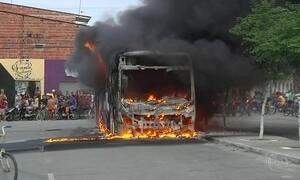 Três homens são presos suspeitos pelos ataques em Fortaleza