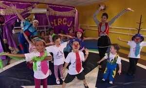 Circo Escola Diadema oferece oficinas para diferentes idades